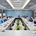 ประชุมพิจารณาร่างคำสั่งแต่งตั้งคณะกรรมการจัดการแข่งขันกีฬาบุคลากรสำนักงานคณะกรรมการการอุดมศึกษา ครั้งที่ 38